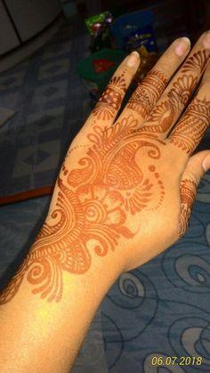 Finger Henna Designs, Full Hand Mehndi Designs, Mehndi Designs Book, Mehndi Designs For Girls, Mehndi Designs For Beginners, Mehndi Designs For Fingers, Mehndi Design Images, Simple Mehndi Designs, Henna Tattoo Designs