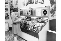 MADAM , – Regarding From The Vaults, The Way We Were, October The girl in the main photo in the record shop is my mum Glenis Latham (née Willis), aged The record shop is. Local History, Uk History, Stoke City, Coal Mining, Stoke On Trent, Teenage Years, Newcastle, Old Photos, Vinyl Records
