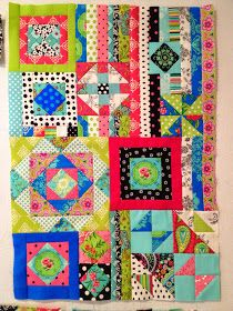 Happy Appliquer: Addicted to the Gypsy Wife Quilt Quilting Tutorials, Quilting Projects, Quilting Designs, Sewing Projects, Quilting Ideas, Art Quilting, Sewing Crafts, Sampler Quilts, Scrappy Quilts