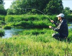 Hunting for brown trout and greylings