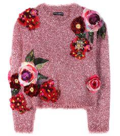 mytheresa.com - Maglia di metallo con applicazioni - Luxury Fashion per l'abbigliamento delle donne / designer, scarpe, borse