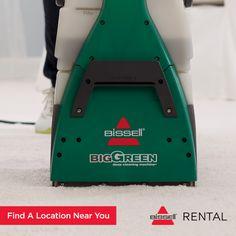 the green machine carpet cleaner rental