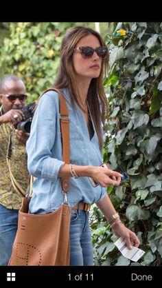 Hermes Evelyne Bag on Pinterest | Hermes, Alessandra Ambrosio and ...