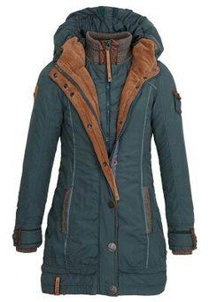 Naketano Coat. Nice for winter.