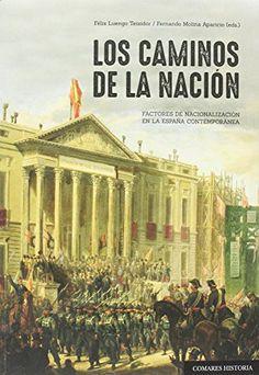 Los caminos de la nación : factores de nacionalización en la España contemporánea, 2016 http://absysnetweb.bbtk.ull.es/cgi-bin/abnetopac01?TITN=551383