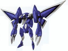 The GNMA-0001V Regnant (aka Regnant) [this mech actually transforms into cool like mobile Armor.]