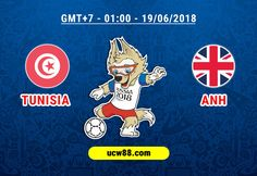 Soi kèo Anh vs Tunisia (01h00 - 19/06)