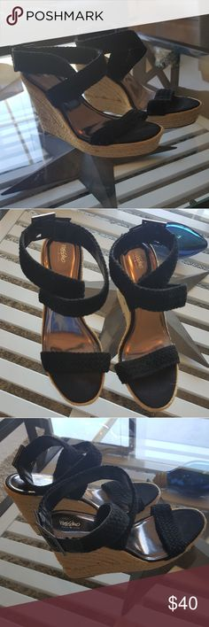 Cork wedges Size 9.   9/10 condition. & Other Stories Shoes Wedges