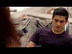 Cesar and Monse || Waves - YouTube