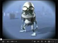 Jeśli tylko opublikowany zostaje w internecie śmieszny film pod tytułem Crazy Frog, tyle razy można stwierdzić że śmieszne wypadki występują mimo naszej niechęci.