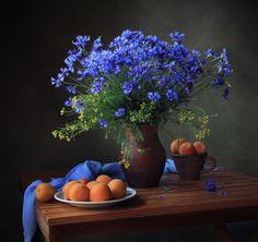 С васильками by Tatiana Skorokhod on 500px