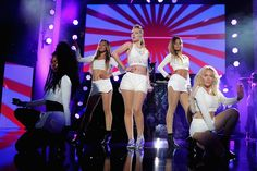 #IggyAzalea takes the stage at the iHeartRadio #Ultimate Pool Party   (Photo: Michael Hopkins for iHeartRadio)