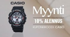 Buy Casio G-Shock Watches at 10% OFF, Use Coupon Code : CASIO, Hurry Up Guys...!!!