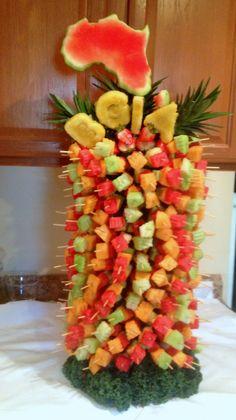 11 Best Yummytecture Fruit Skewers Images Arrangements