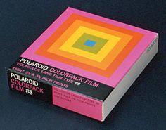 polaroid film packaging - Google Search