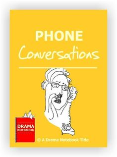 42 engaging situations for actors to improvise a one-sided phone conversation. Incredibly fun and perfect for coaching individual actors! Drama Games For Kids, Drama Activities, Drama Teacher, Drama Class, Middle School Drama, High School, Teaching Theatre, Teaching Art, Acting Lessons