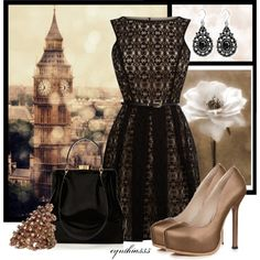 London, created by cynthia335 on Polyvore my-style