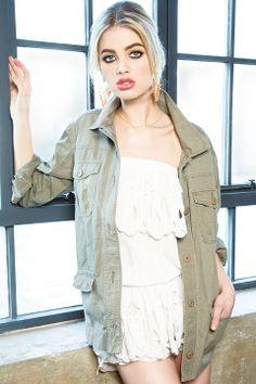 DURAS(デュラス)★【2014春夏カタログ掲載/予約販売】ホワイトデニムロールアップショートパンツ