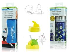 3-in-One Thermal Baby Bottle Toddler Gift Set