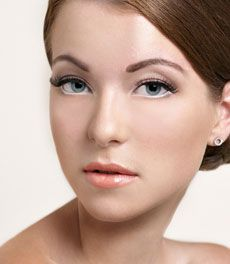 1000+ Images About Wedding Makeup On Pinterest | Bridal Makeup Looks Bridal Makeup And White ...