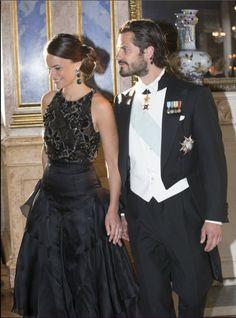 Royals & Fashion: Visite d'état du président indien en Suède - 2ième jour