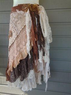 20% OFF vintage inspired extra shabby wrap by wildskin on Etsy