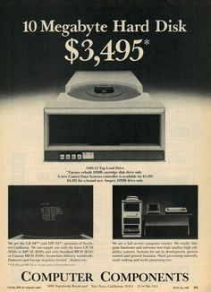 40 Retro Computer Ads of Yesteryears