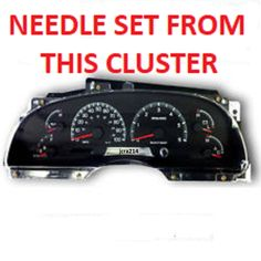 62 best crafty kitty images on pinterest american soldiers 1997 2002 ford truck van 6 piece orange instrument cluster needle set fandeluxe Gallery