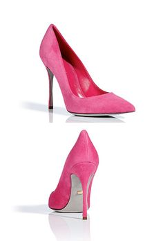 Los pointy heels que debes tener esta temporada