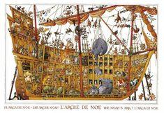 ¡Pásalo en grande montando este puzzle del arca de Noé! Tiene 2000 piezas y es de la marca Heye.