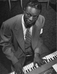 Nat King Cole..only one like this man.  What a great singer and actor.
