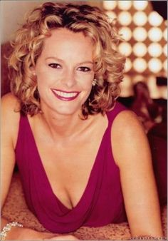 kate humble - short curly hair