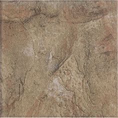 Del Conca Canyon Slate glazed Porcelain tile - Love this for the bathroom floors