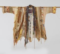 Tattered Goddess Tie Jacket