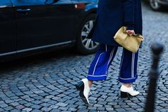 Streetstyle en la Semana de la Moda de París. Parte 3   Moda   STREETSTYLE   VOGUE