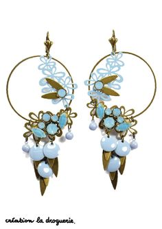 On sait déjà avec quoi on portera ces BO cet été, et vous ? #ladroguerie #bijoux #bo