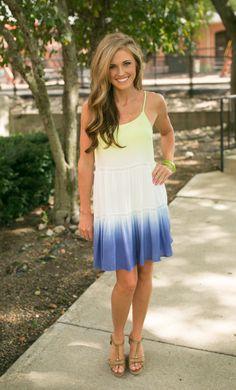 Magnolia Boutique Indianapolis - Dusk til Dawn Ombre Dress - Lime, $39.00 (http://www.indiefashionboutique.com/dusk-til-dawn-ombre-dress-lime/)