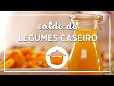 Prapapá - Como fazer Caldo de Legumes Caseiro (Base para Primeiras Papinhas) - YouTube