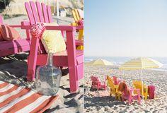 Malibu Beach Wedding Inspiration