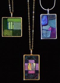 Image detail for -Mosaic Jewelry by Glynnis Kaye