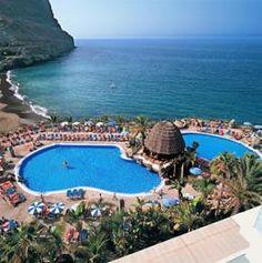 Spain, Canarias, Gran Canaria, Taurito, Hotel Taurito Princess