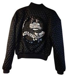 Harley Davidson Black Jacket $176