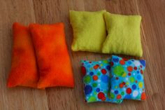 CraftSanity – A blog and podcast for those who love everything handmade » As Seen On Today's 'Take Five' Craft Segment: Flannel Hand Warmer How-to