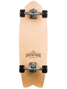 "Carver Skateboards Swallow Clearwood CX 9.875"" x 29.75"" online bestellen im Blue Tomato Shop"