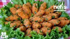 Mercimek Köftesi Nasıl Yapılır? Turkish Recipes, Ethnic Recipes, Tandoori Chicken, Chicken Wings, Muffin, Hot, Instant Pot, Foods, Drinks