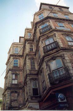 Beyoglu Architecture, Istanbul
