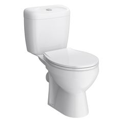 The stylish Melbourne Ceramic Close Coupled Modern Toilet is designed for those who want great looks with an affordable price tag. In stock now.