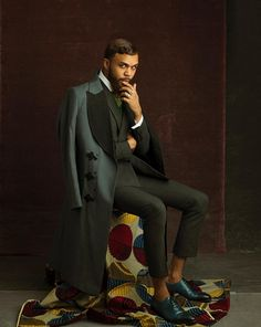Jidenna - from This Day Style via the Herald News Nigeria