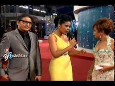 Llegada de Sheddy Garcia a la Alfombra roja #Soberano2013 @Cheddyg #Video - Cachicha.com