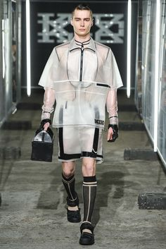 See the complete KTZ Spring 2016 Menswear collection.